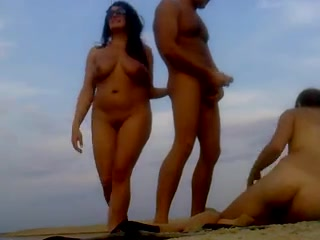 Naturiste plage photo amateur